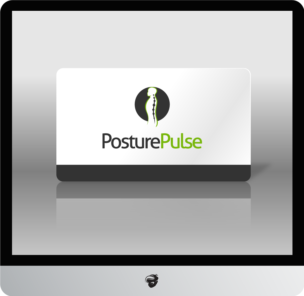 Logo Design by zesthar - Entry No. 107 in the Logo Design Contest Unique Logo Design Wanted for PosturePulse.