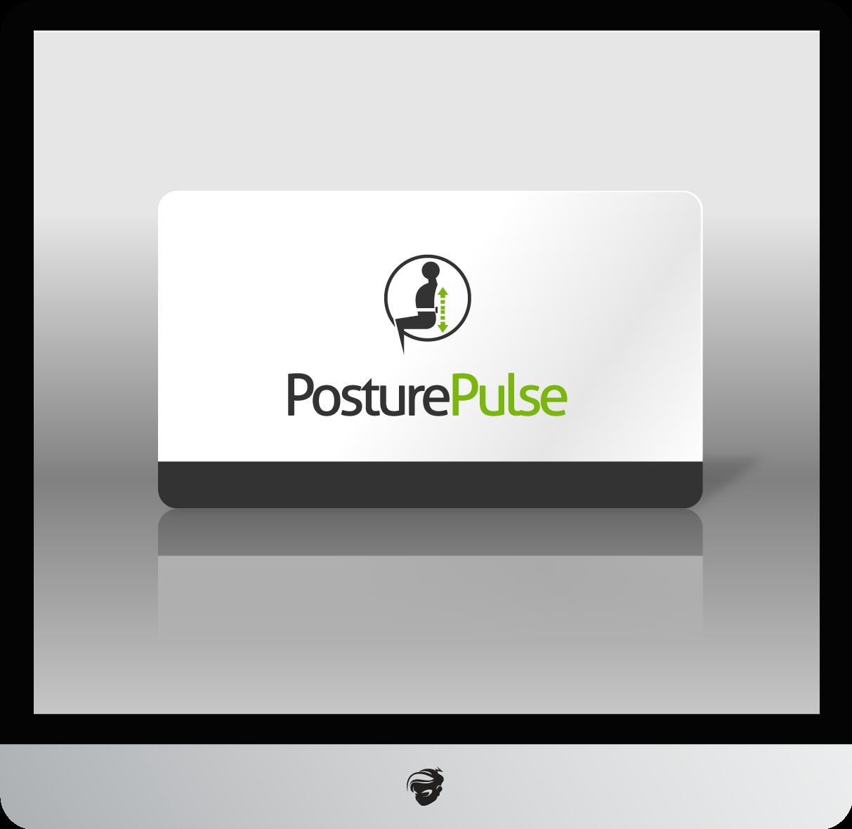 Logo Design by zesthar - Entry No. 110 in the Logo Design Contest Unique Logo Design Wanted for PosturePulse.