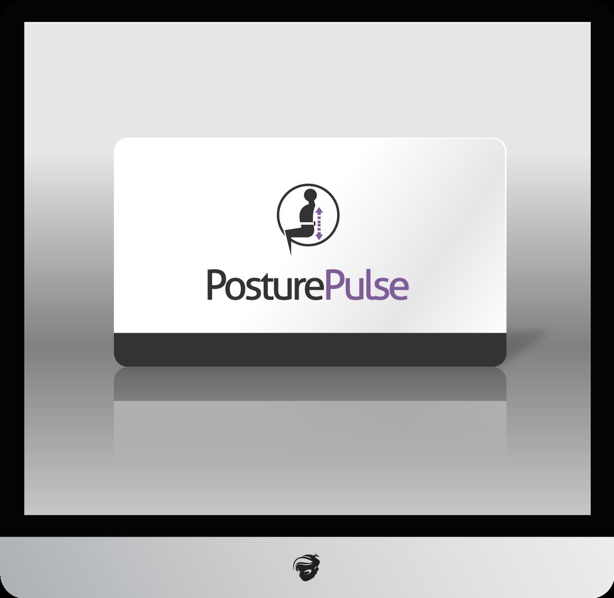 Logo Design by zesthar - Entry No. 111 in the Logo Design Contest Unique Logo Design Wanted for PosturePulse.