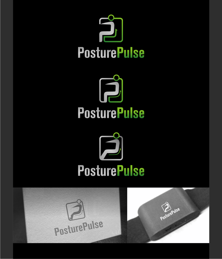 Logo Design by graphicleaf - Entry No. 113 in the Logo Design Contest Unique Logo Design Wanted for PosturePulse.
