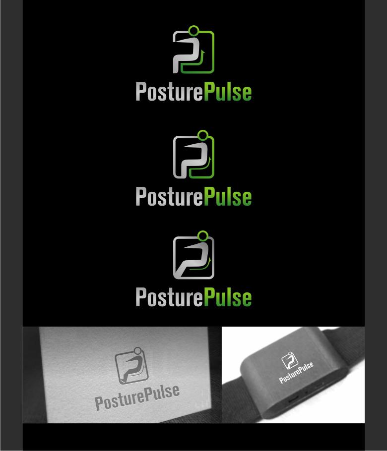 Logo Design by Muhammad Nasrul chasib - Entry No. 113 in the Logo Design Contest Unique Logo Design Wanted for PosturePulse.