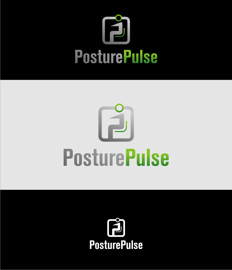 Logo Design by Muhammad Nasrul chasib - Entry No. 117 in the Logo Design Contest Unique Logo Design Wanted for PosturePulse.