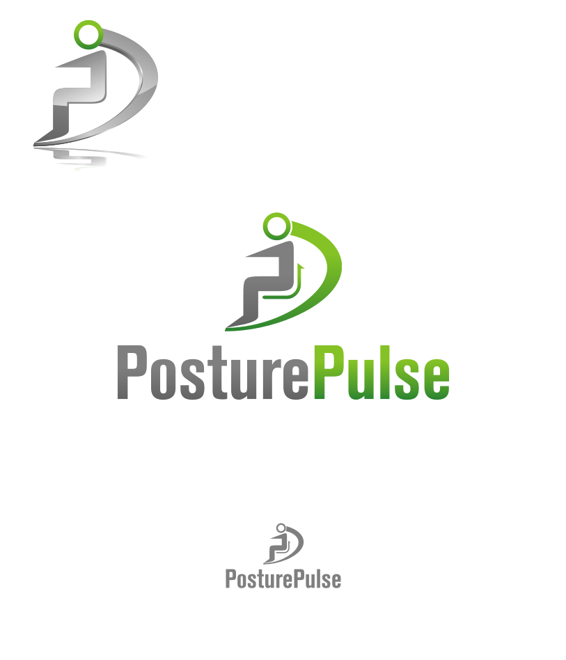 Logo Design by graphicleaf - Entry No. 119 in the Logo Design Contest Unique Logo Design Wanted for PosturePulse.