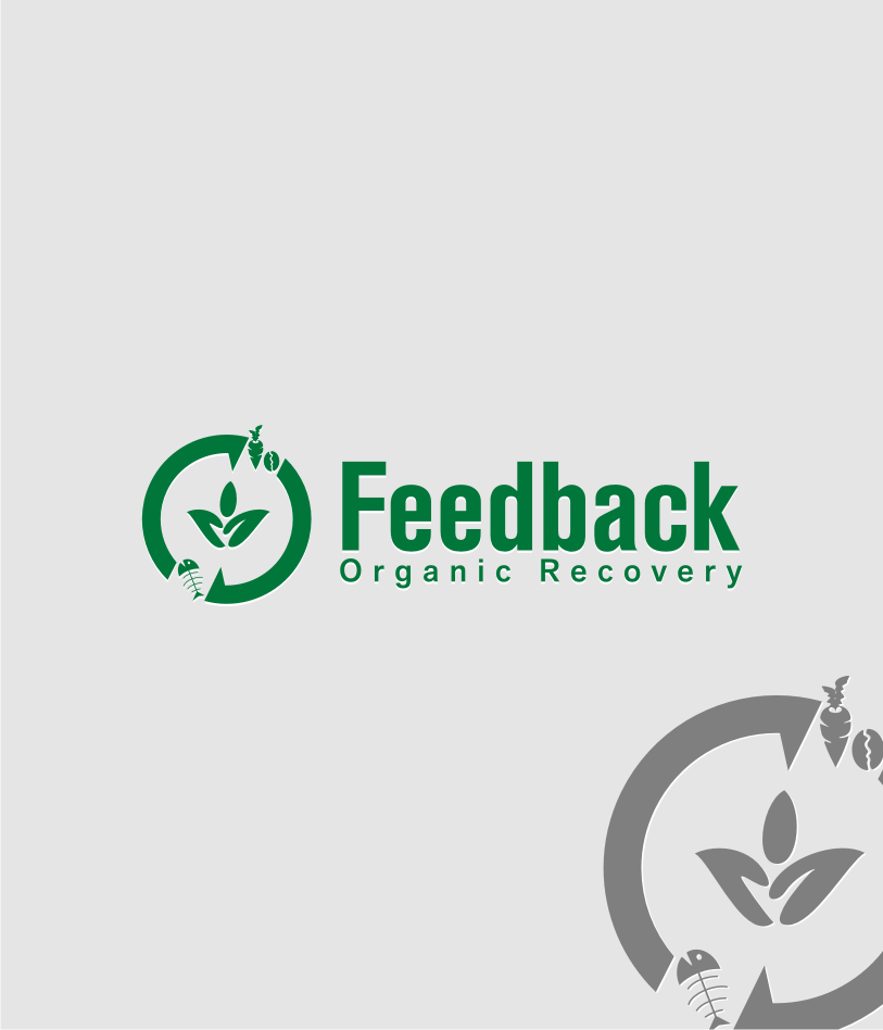 Logo Design by graphicleaf - Entry No. 42 in the Logo Design Contest Feedback Organic Recovery  Logo Design.