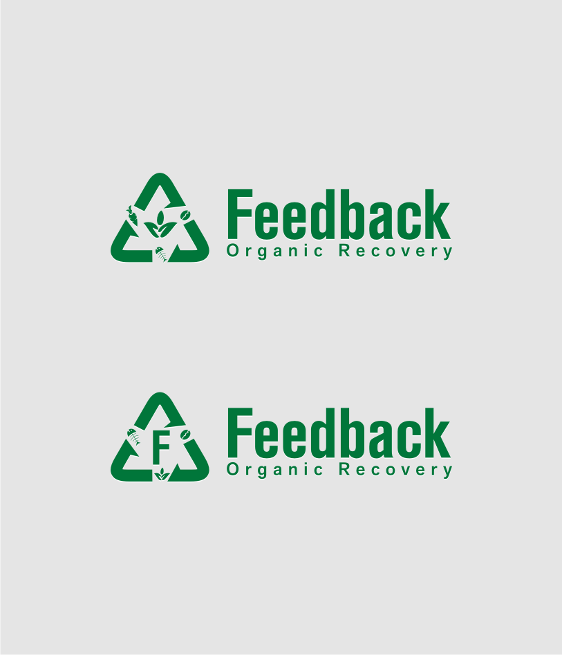 Logo Design by graphicleaf - Entry No. 43 in the Logo Design Contest Feedback Organic Recovery  Logo Design.