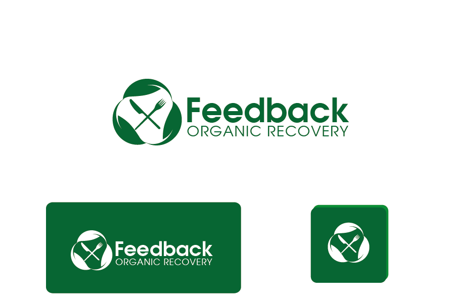 Logo Design by Digital Designs - Entry No. 45 in the Logo Design Contest Feedback Organic Recovery  Logo Design.