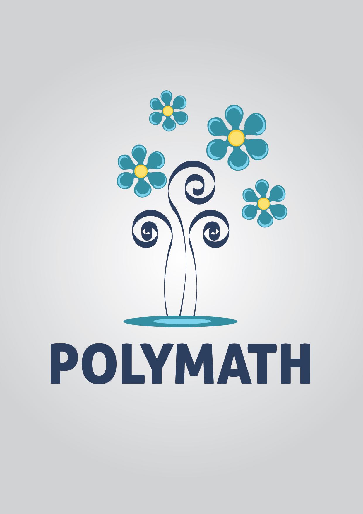 Logo Design by mediaproductionart - Entry No. 9 in the Logo Design Contest Imaginative Logo Design for Polymath.