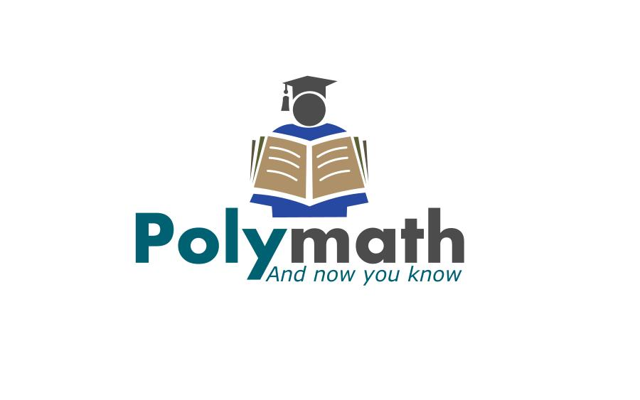 Logo Design by Private User - Entry No. 10 in the Logo Design Contest Imaginative Logo Design for Polymath.