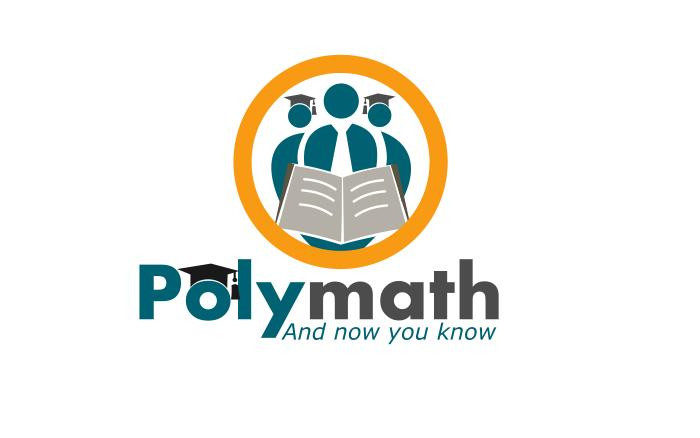 Logo Design by Private User - Entry No. 11 in the Logo Design Contest Imaginative Logo Design for Polymath.
