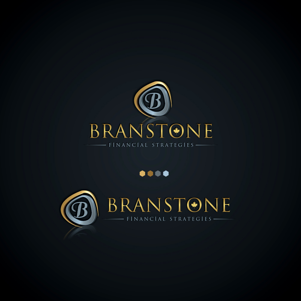 Logo Design by Think - Entry No. 315 in the Logo Design Contest Inspiring Logo Design for Branstone Financial Strategies.