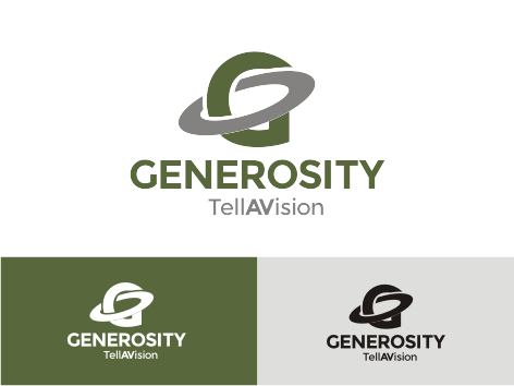Logo Design by key - Entry No. 21 in the Logo Design Contest Artistic Logo Design for Generosity TellAVision.