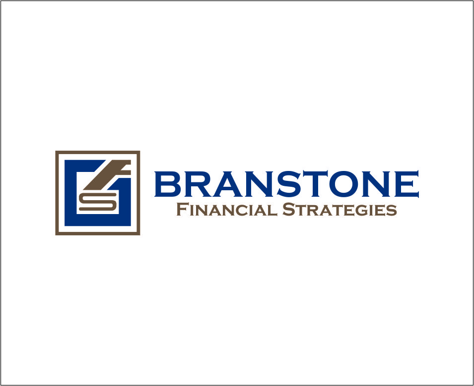 Logo Design by Agus Martoyo - Entry No. 317 in the Logo Design Contest Inspiring Logo Design for Branstone Financial Strategies.