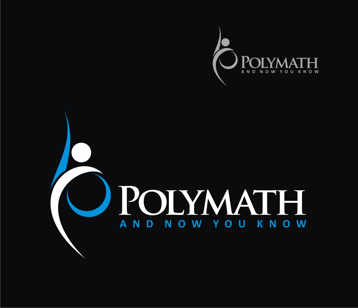 Logo Design by Reivan Ferdinan - Entry No. 12 in the Logo Design Contest Imaginative Logo Design for Polymath.