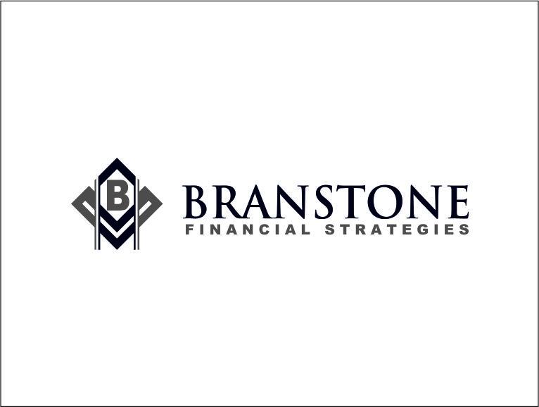 Logo Design by Agus Martoyo - Entry No. 319 in the Logo Design Contest Inspiring Logo Design for Branstone Financial Strategies.