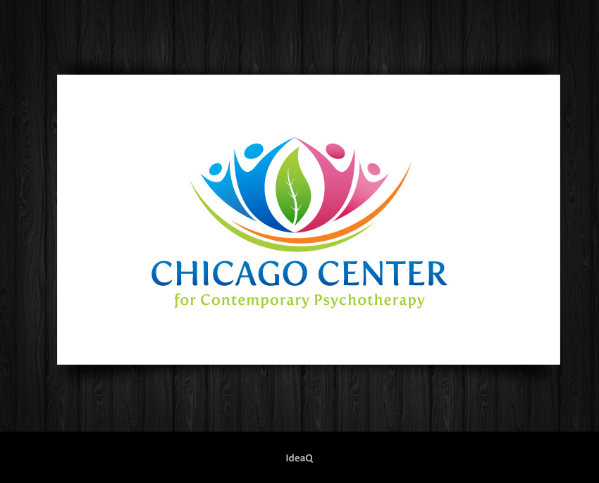 Logo Design by Private User - Entry No. 29 in the Logo Design Contest Inspiring Logo Design for Chicago Center for Contemporary Psychotherapy.
