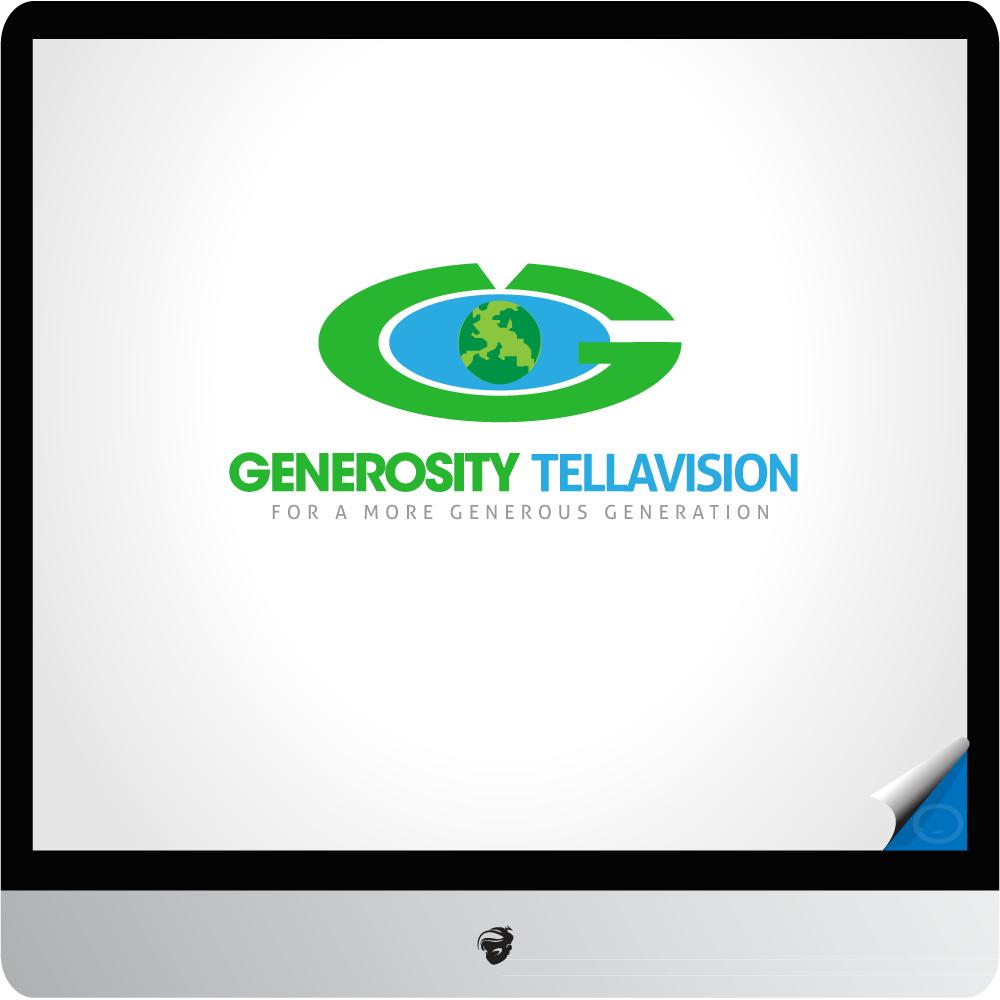 Logo Design by zesthar - Entry No. 26 in the Logo Design Contest Artistic Logo Design for Generosity TellAVision.