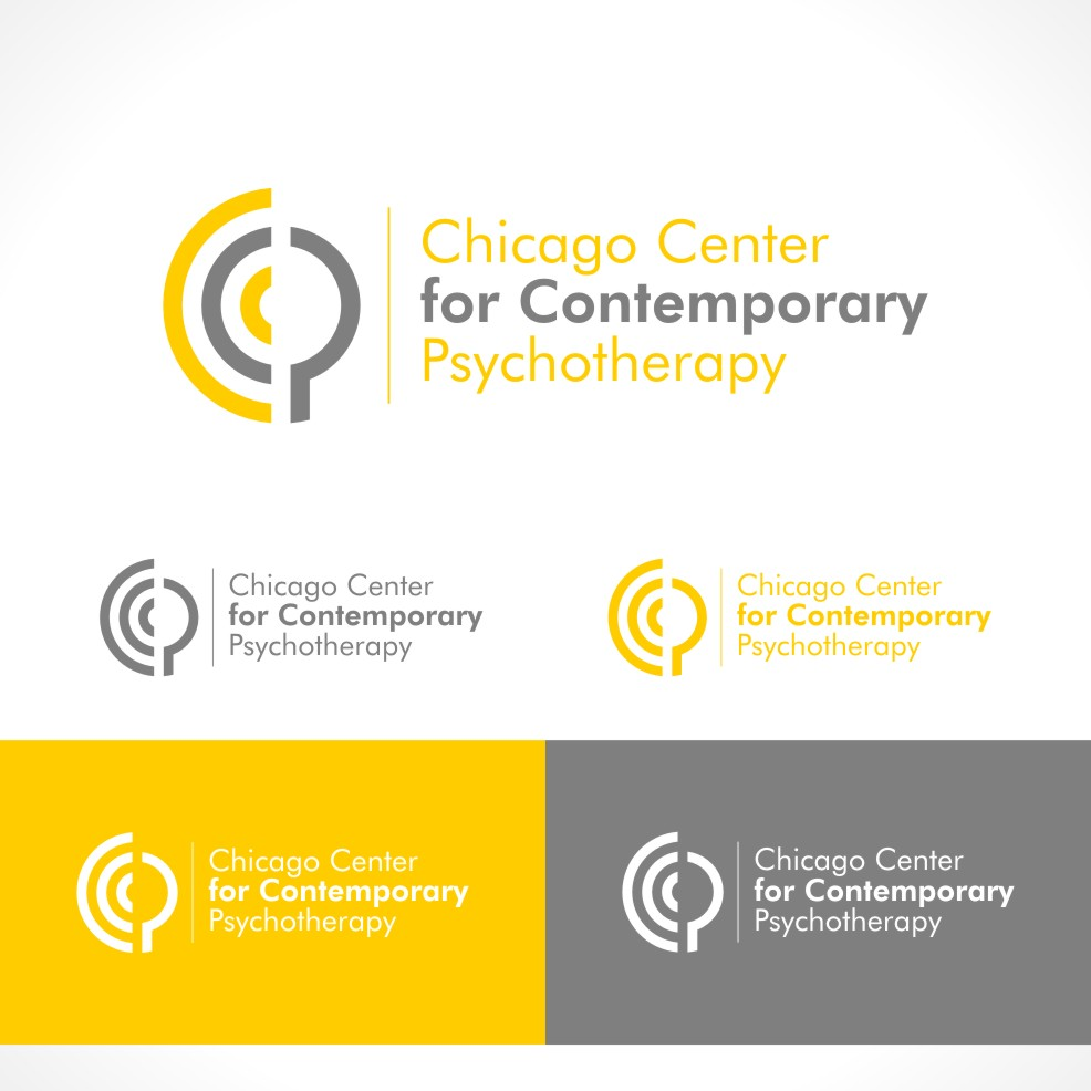 Logo Design by Private User - Entry No. 32 in the Logo Design Contest Inspiring Logo Design for Chicago Center for Contemporary Psychotherapy.