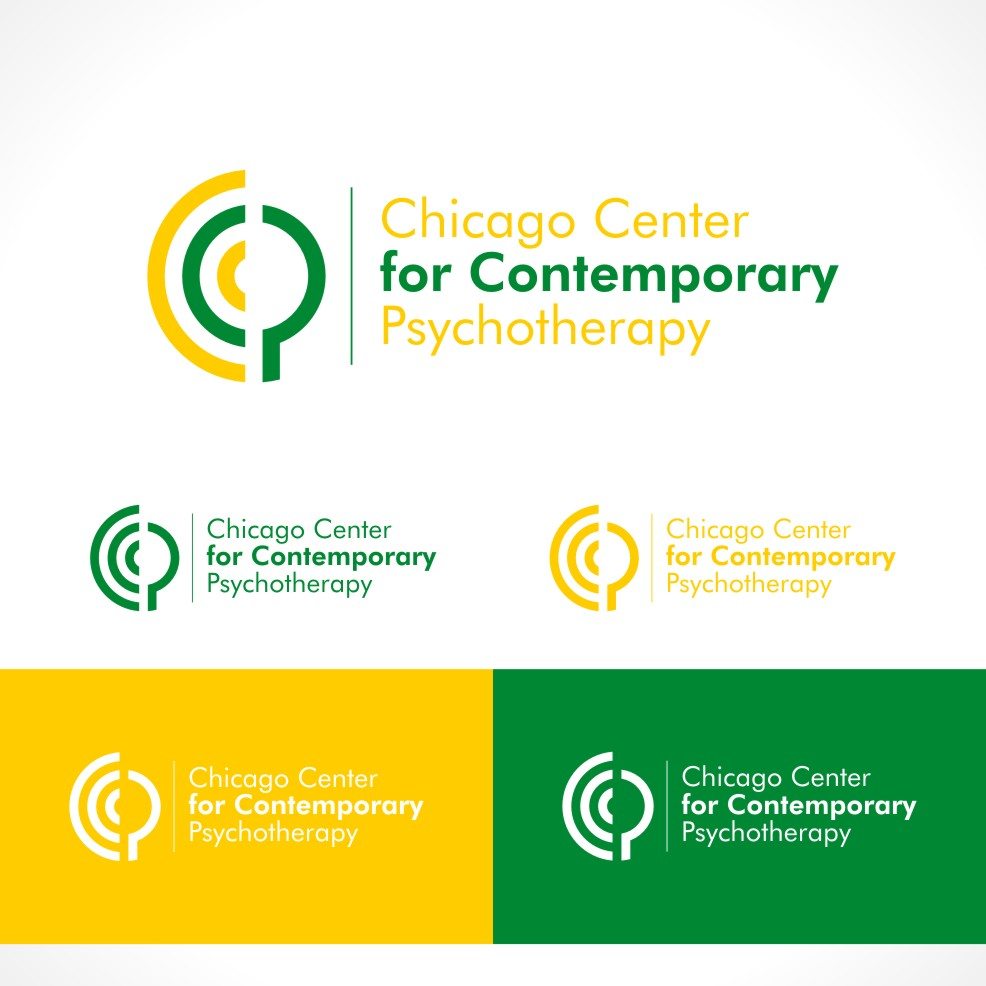 Logo Design by Private User - Entry No. 33 in the Logo Design Contest Inspiring Logo Design for Chicago Center for Contemporary Psychotherapy.