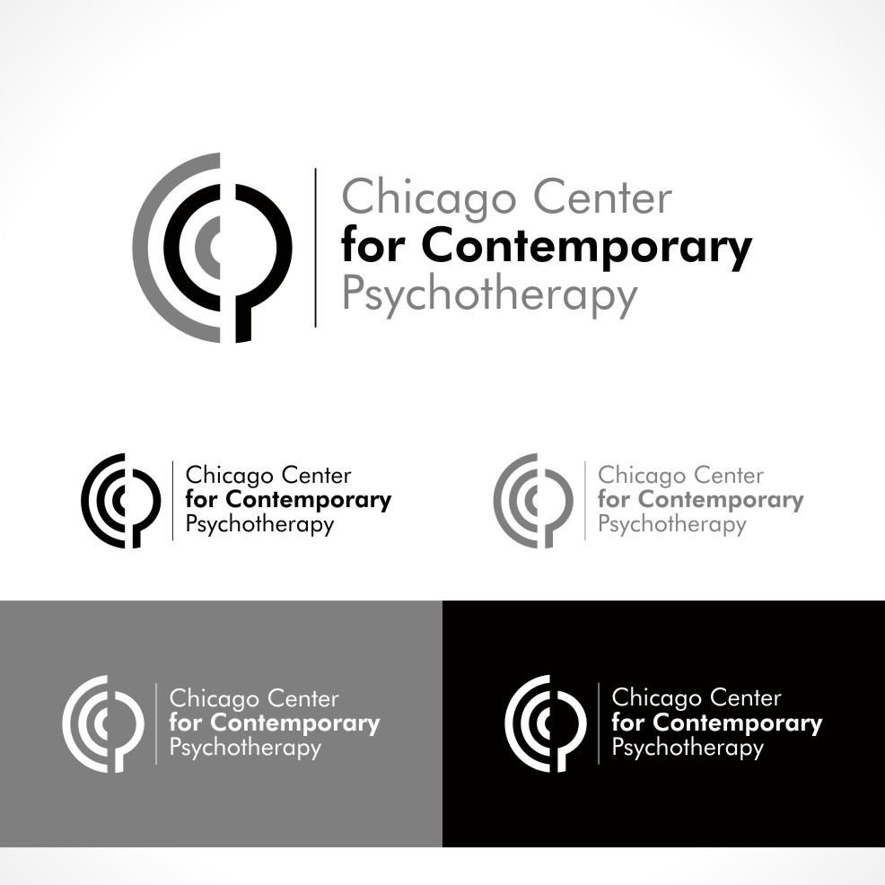 Logo Design by Private User - Entry No. 34 in the Logo Design Contest Inspiring Logo Design for Chicago Center for Contemporary Psychotherapy.