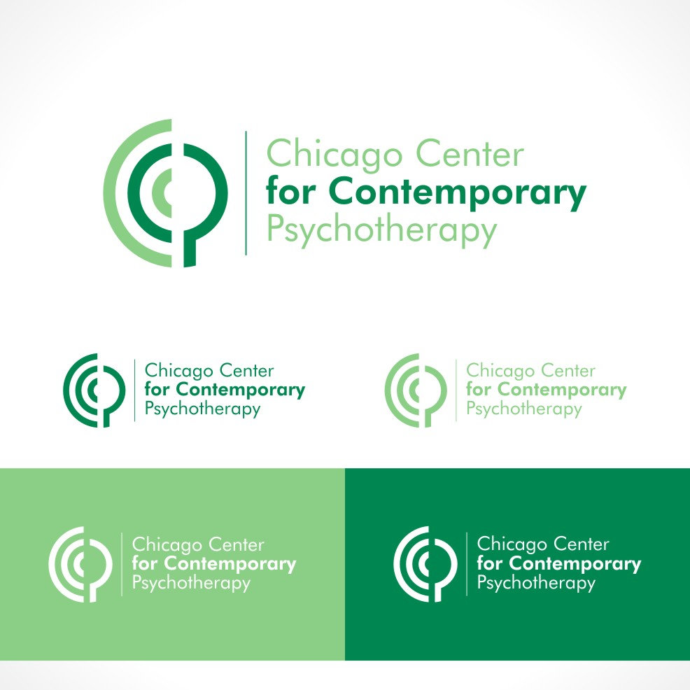 Logo Design by Private User - Entry No. 35 in the Logo Design Contest Inspiring Logo Design for Chicago Center for Contemporary Psychotherapy.