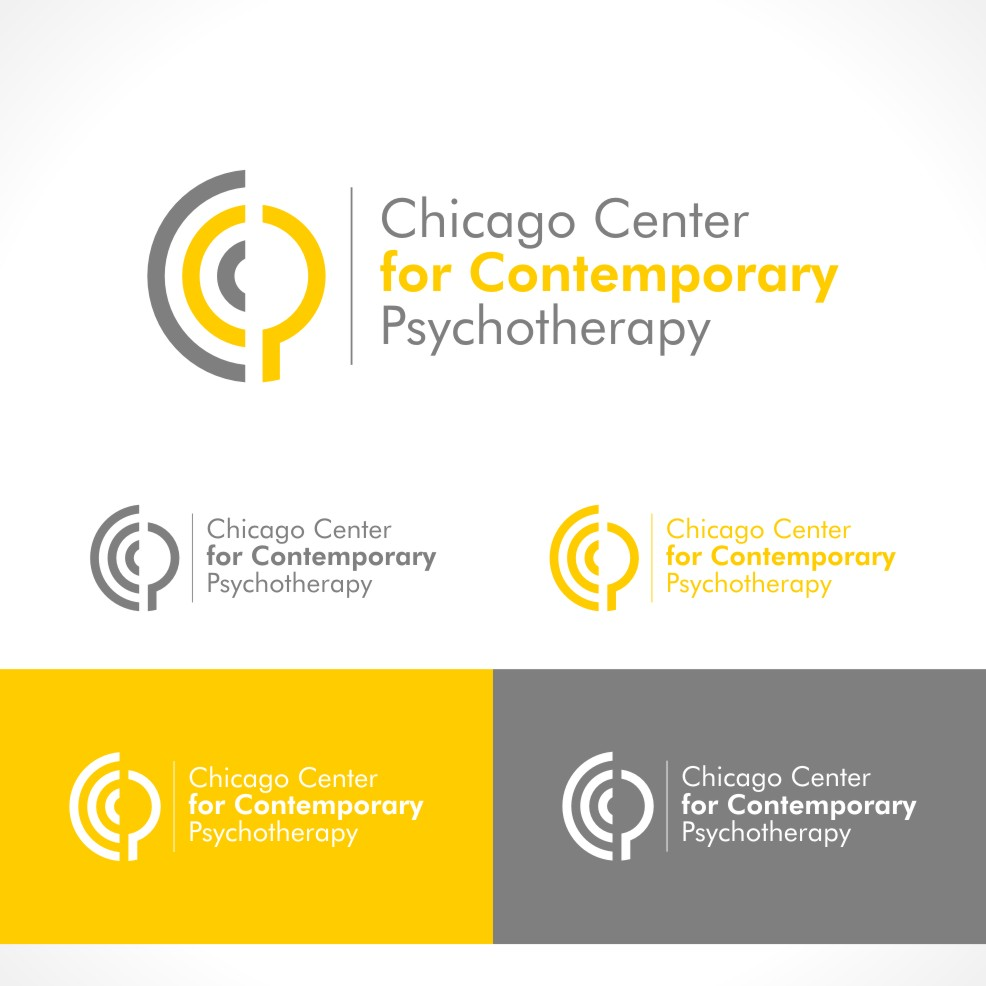 Logo Design by Private User - Entry No. 36 in the Logo Design Contest Inspiring Logo Design for Chicago Center for Contemporary Psychotherapy.