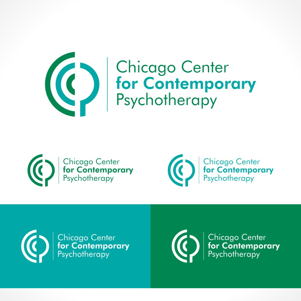 Logo Design by Private User - Entry No. 37 in the Logo Design Contest Inspiring Logo Design for Chicago Center for Contemporary Psychotherapy.