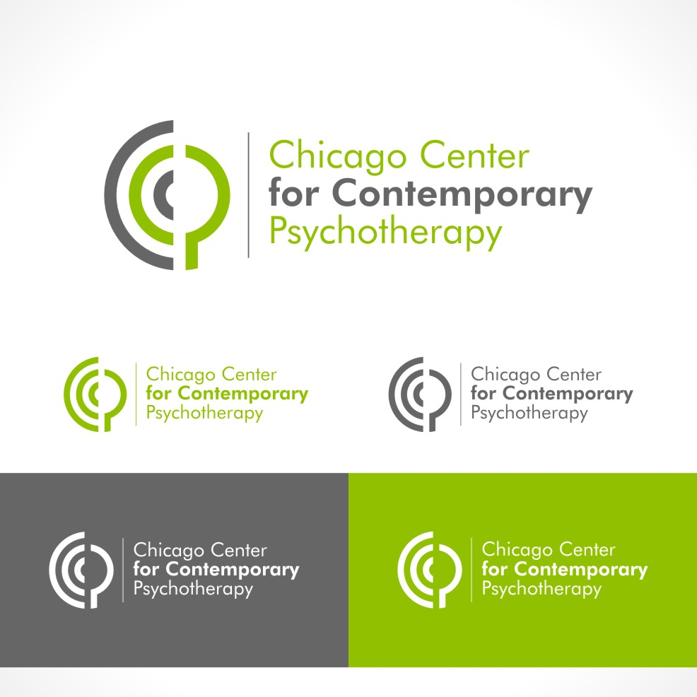 Logo Design by Private User - Entry No. 38 in the Logo Design Contest Inspiring Logo Design for Chicago Center for Contemporary Psychotherapy.