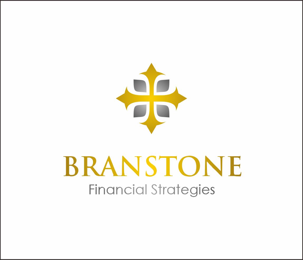 Logo Design by Armada Jamaluddin - Entry No. 325 in the Logo Design Contest Inspiring Logo Design for Branstone Financial Strategies.