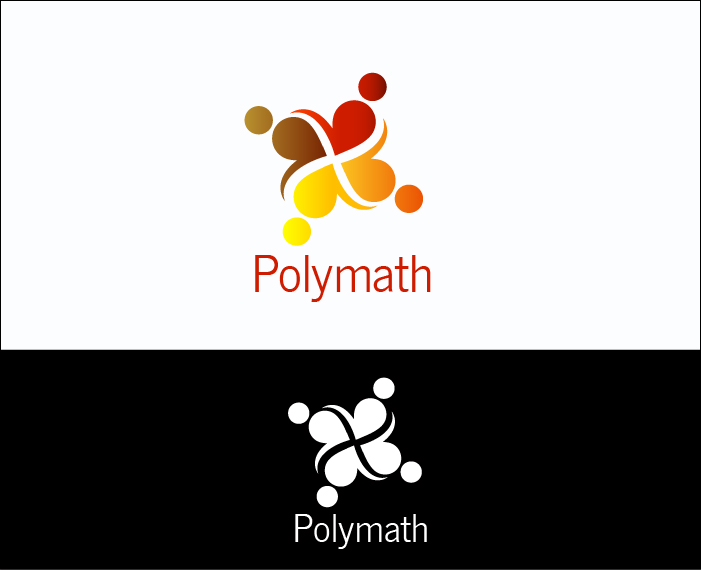Logo Design by Derel Valarian - Entry No. 13 in the Logo Design Contest Imaginative Logo Design for Polymath.
