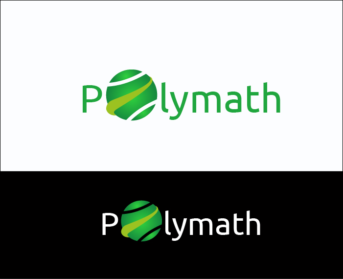 Logo Design by Derel Valarian - Entry No. 14 in the Logo Design Contest Imaginative Logo Design for Polymath.
