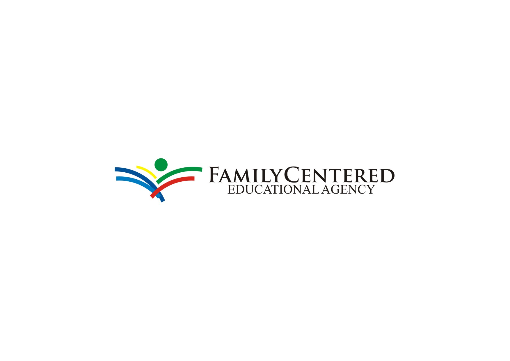 Logo Design by Private User - Entry No. 5 in the Logo Design Contest Captivating Logo Design for Family Centered Educational Agency.