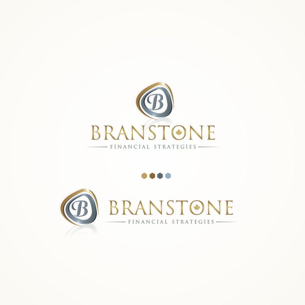 Logo Design by Think - Entry No. 345 in the Logo Design Contest Inspiring Logo Design for Branstone Financial Strategies.