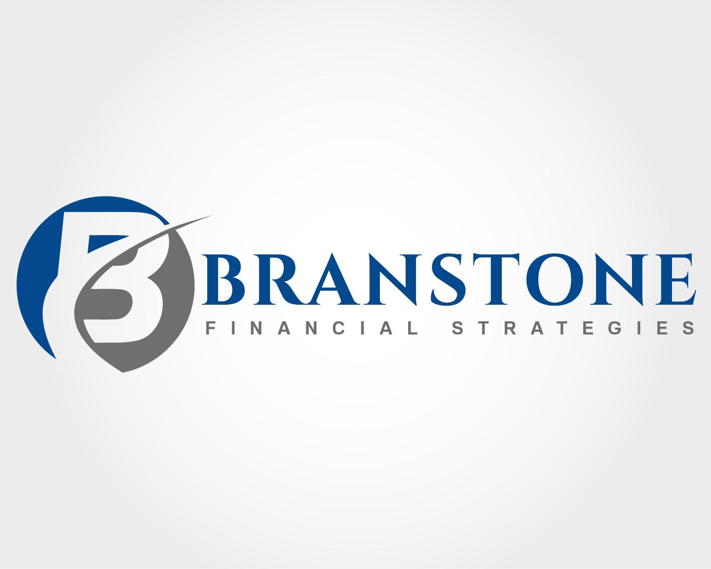 Logo Design by VENTSISLAV KOVACHEV - Entry No. 346 in the Logo Design Contest Inspiring Logo Design for Branstone Financial Strategies.