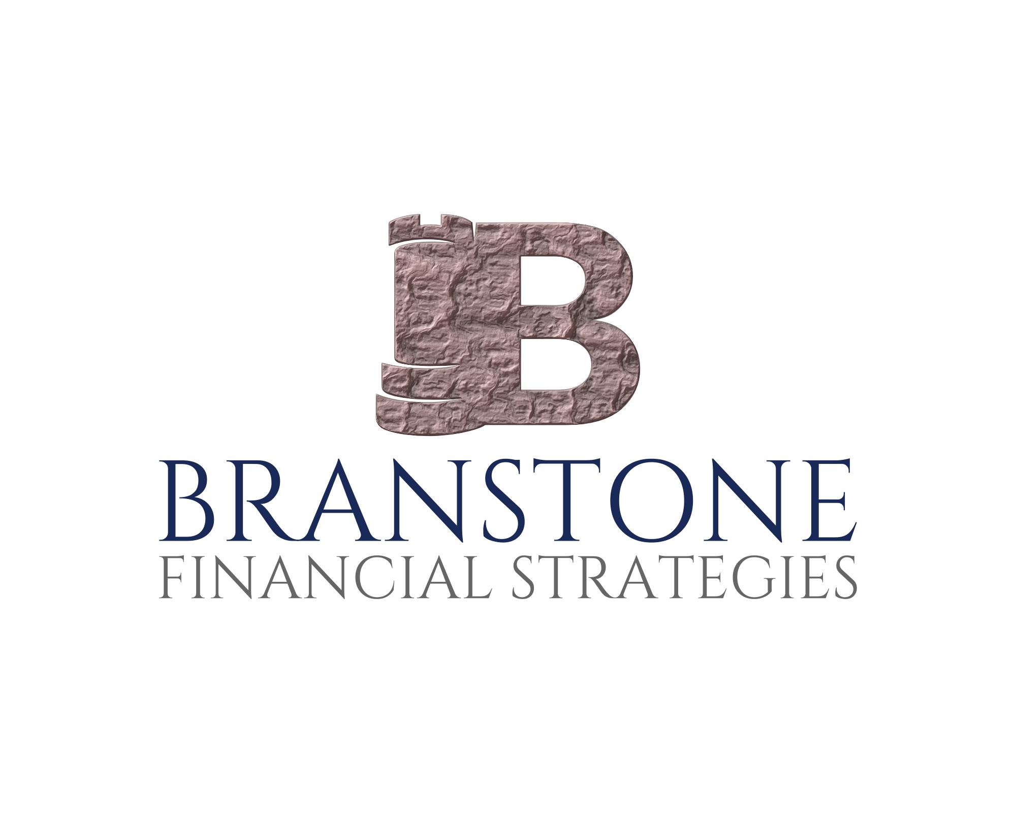 Logo Design by explogos - Entry No. 349 in the Logo Design Contest Inspiring Logo Design for Branstone Financial Strategies.