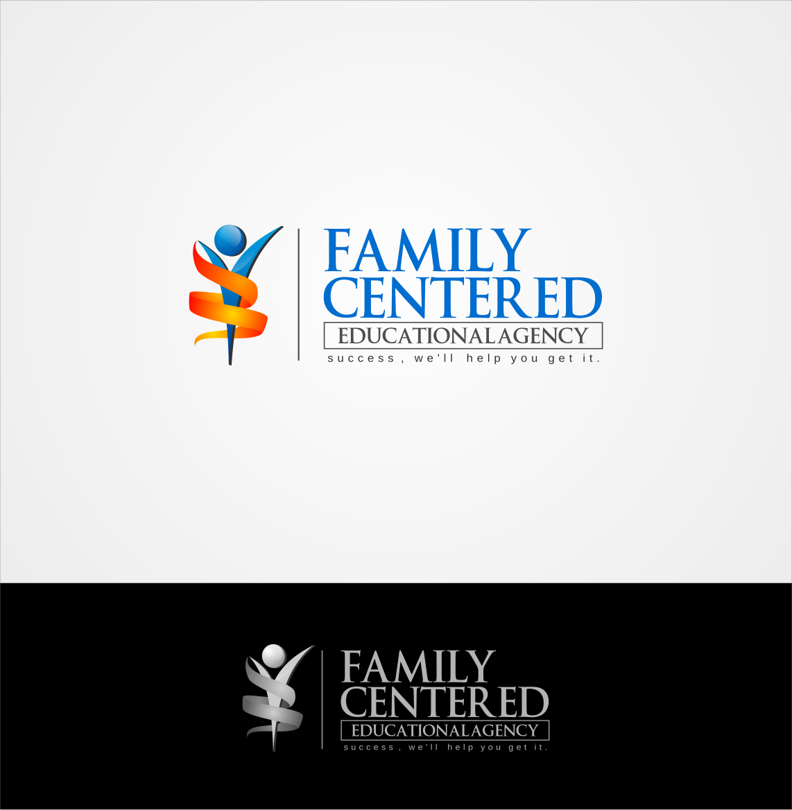 Logo Design by Private User - Entry No. 10 in the Logo Design Contest Captivating Logo Design for Family Centered Educational Agency.