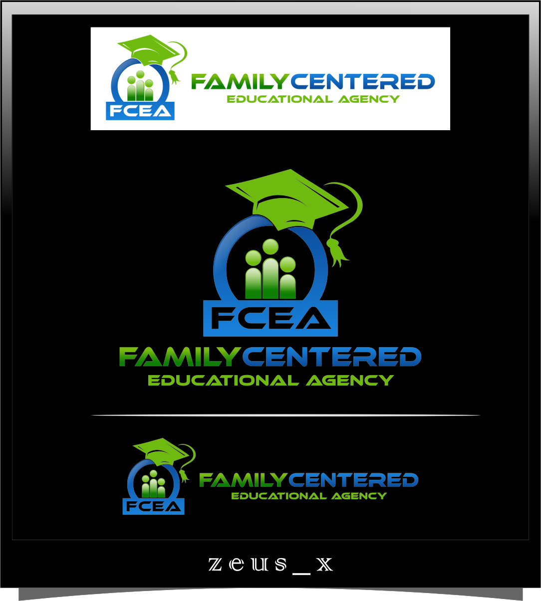 Logo Design by RasYa Muhammad Athaya - Entry No. 13 in the Logo Design Contest Captivating Logo Design for Family Centered Educational Agency.
