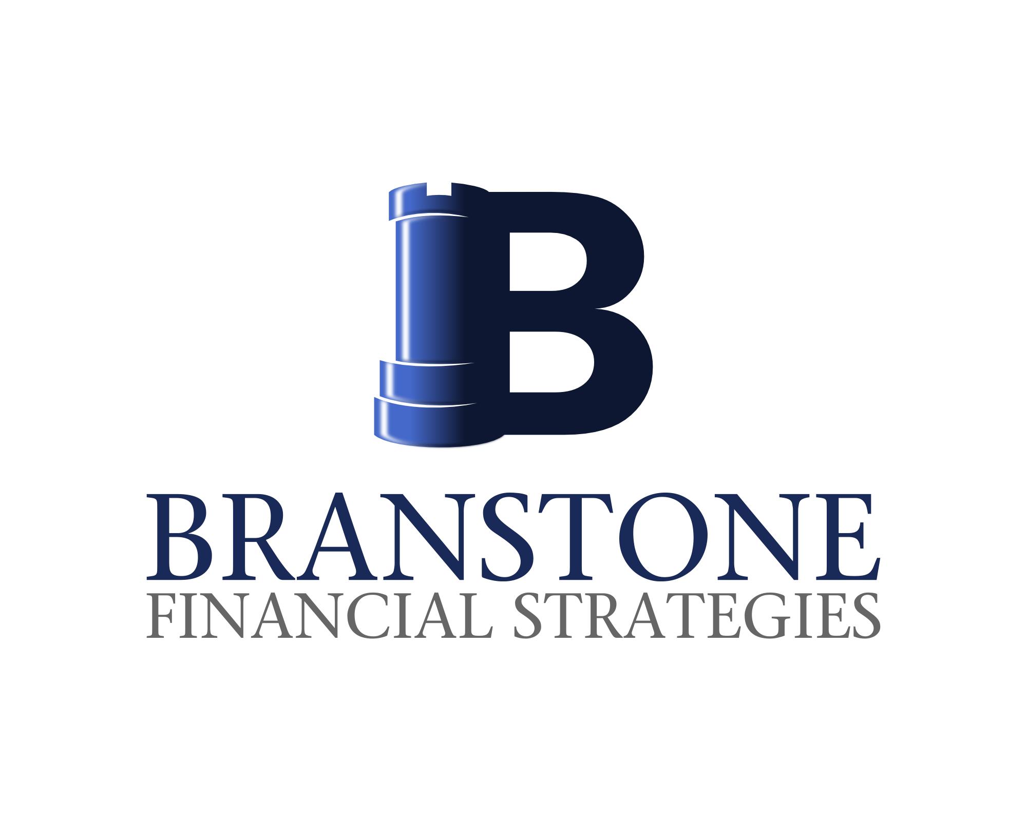 Logo Design by explogos - Entry No. 355 in the Logo Design Contest Inspiring Logo Design for Branstone Financial Strategies.