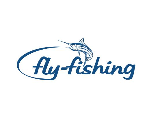Logo Design by ronny - Entry No. 2 in the Logo Design Contest Artistic Logo Design for fly-fishing.net.
