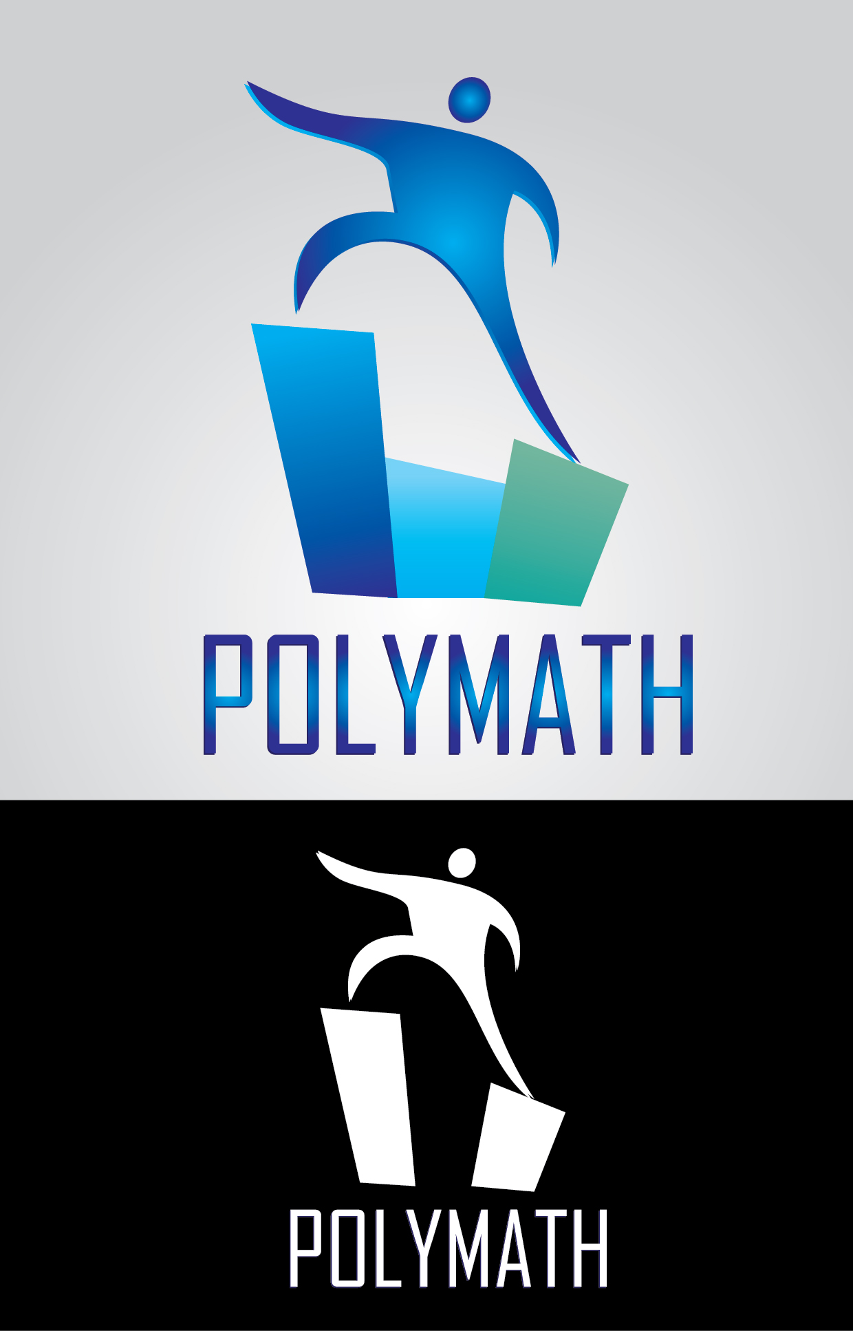 Logo Design by mediaproductionart - Entry No. 18 in the Logo Design Contest Imaginative Logo Design for Polymath.