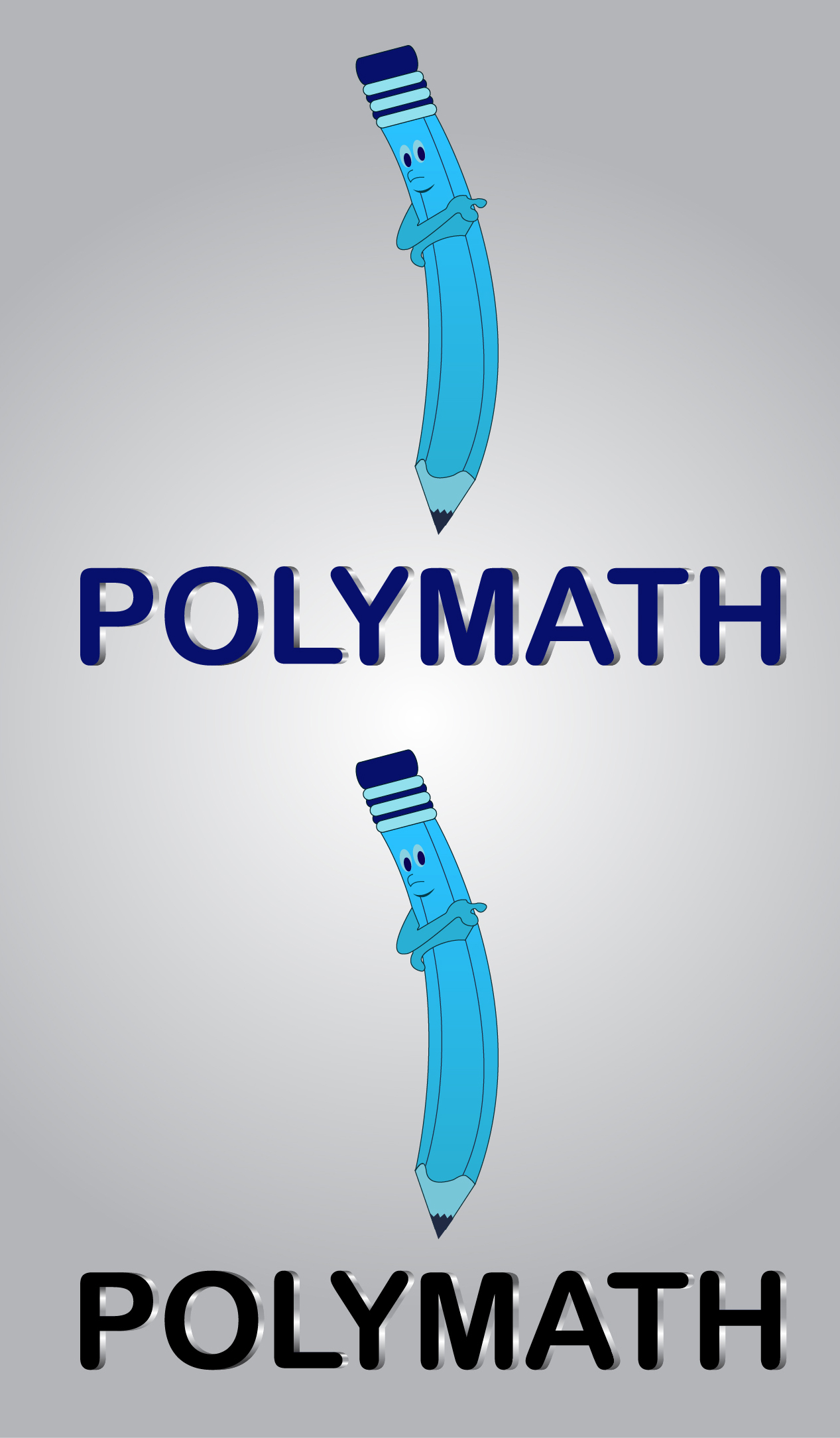 Logo Design by mediaproductionart - Entry No. 19 in the Logo Design Contest Imaginative Logo Design for Polymath.