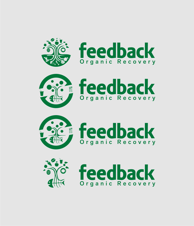 Logo Design by graphicleaf - Entry No. 65 in the Logo Design Contest Feedback Organic Recovery  Logo Design.
