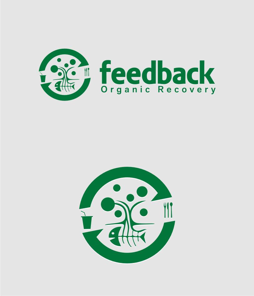 Logo Design by graphicleaf - Entry No. 66 in the Logo Design Contest Feedback Organic Recovery  Logo Design.