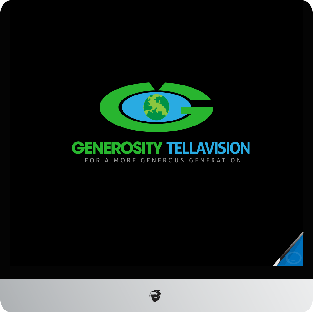 Logo Design by zesthar - Entry No. 27 in the Logo Design Contest Artistic Logo Design for Generosity TellAVision.