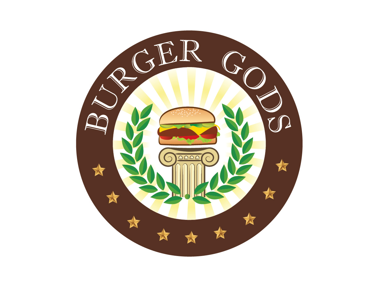 Logo Design by Antara Datta - Entry No. 13 in the Logo Design Contest Inspiring Logo Design for Burger Gods.