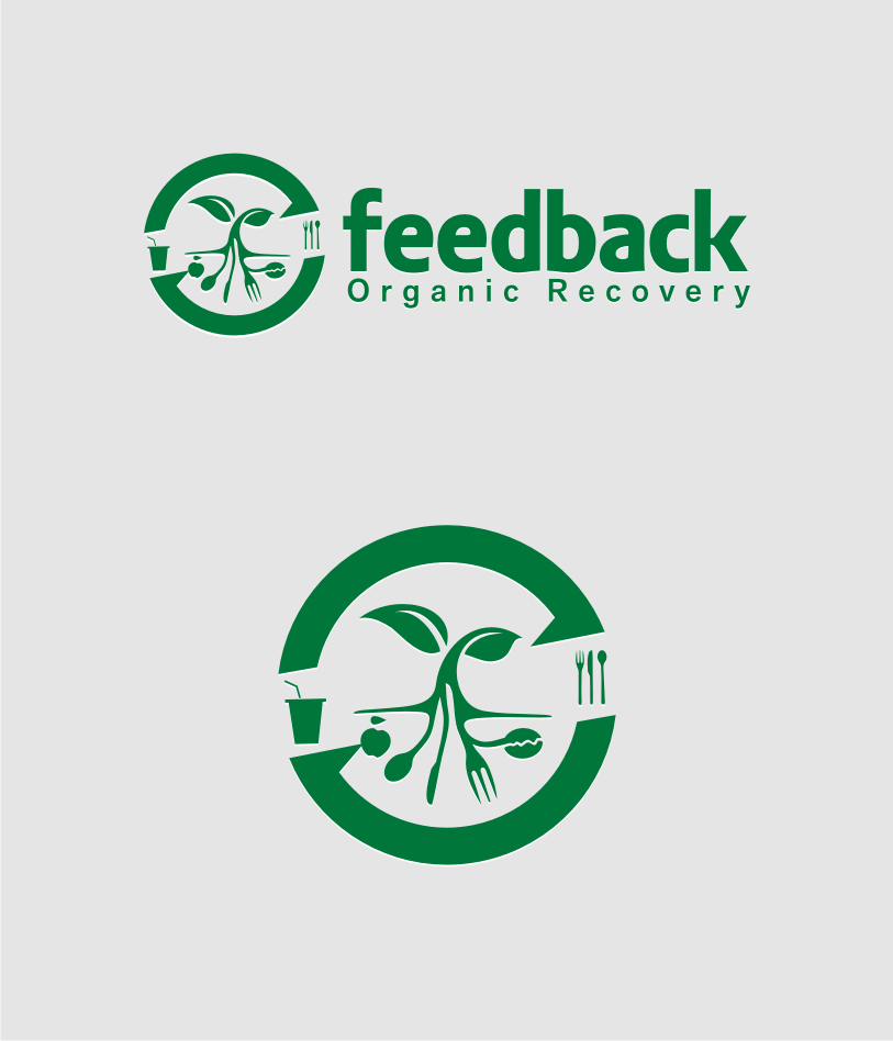 Logo Design by graphicleaf - Entry No. 67 in the Logo Design Contest Feedback Organic Recovery  Logo Design.