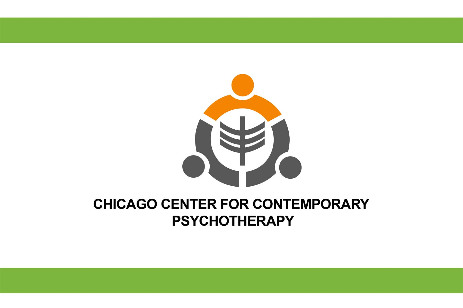 Logo Design by Private User - Entry No. 40 in the Logo Design Contest Inspiring Logo Design for Chicago Center for Contemporary Psychotherapy.