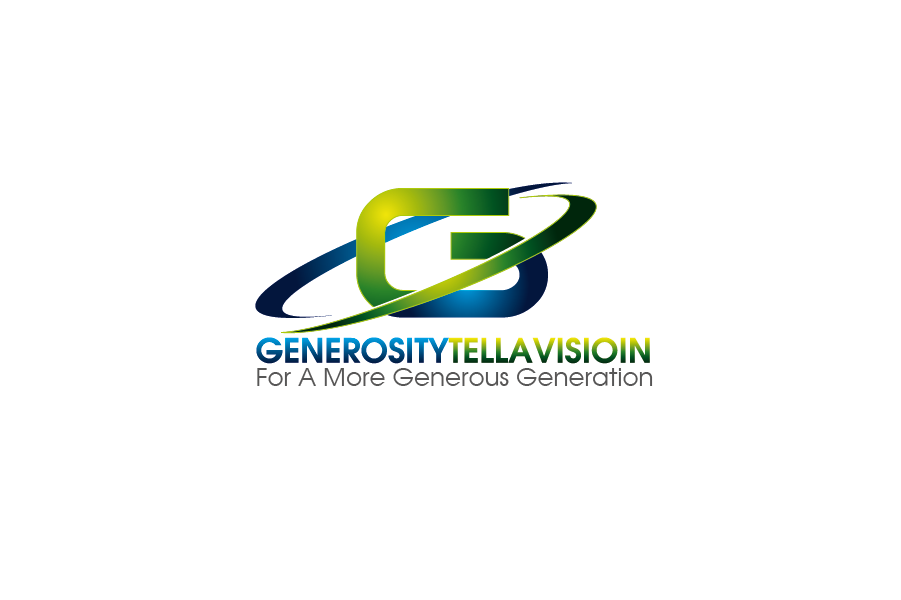 Logo Design by Private User - Entry No. 32 in the Logo Design Contest Artistic Logo Design for Generosity TellAVision.
