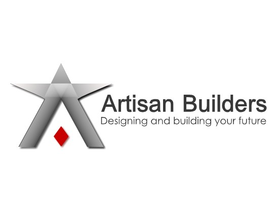 Logo Design by Ismail Adhi Wibowo - Entry No. 130 in the Logo Design Contest Captivating Logo Design for Artisan Builders.
