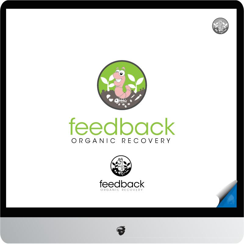 Logo Design by zesthar - Entry No. 76 in the Logo Design Contest Feedback Organic Recovery  Logo Design.
