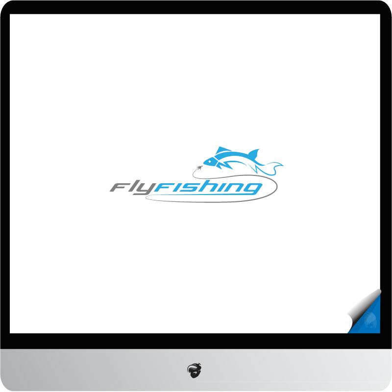 Logo Design by zesthar - Entry No. 21 in the Logo Design Contest Artistic Logo Design for fly-fishing.net.